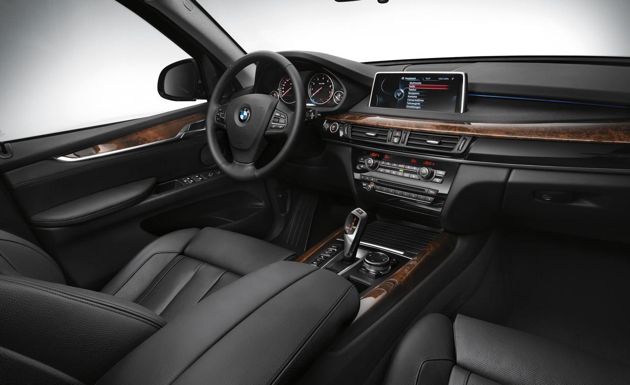 2017 Bmw X5 Interior Www Inpedia Org